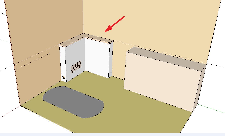 auf beschichtete spanplatte kleben diy forum. Black Bedroom Furniture Sets. Home Design Ideas