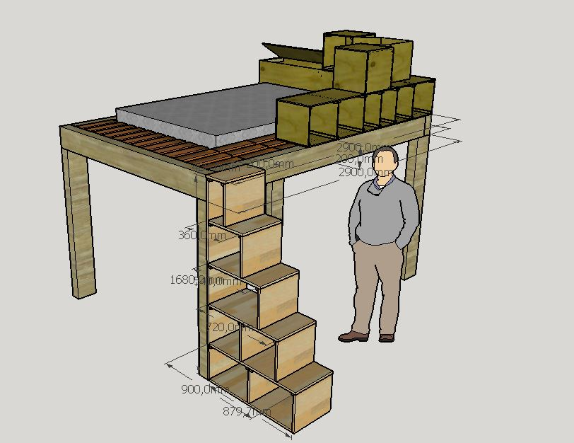 balkenverbindung ohne winkel gesucht diy forum. Black Bedroom Furniture Sets. Home Design Ideas