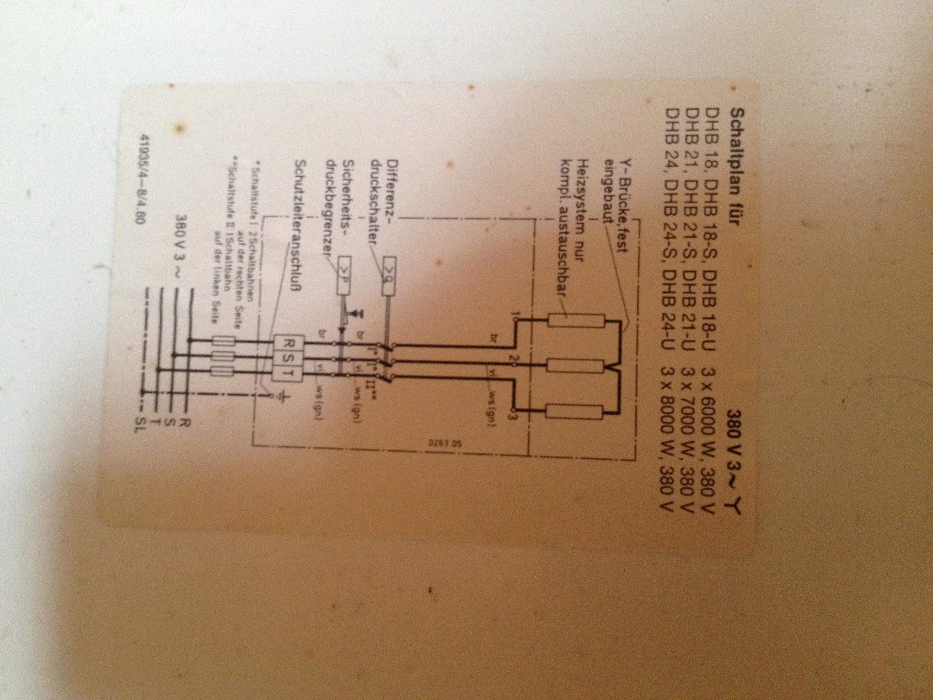 Berühmt Handwerker Elektrische Verkabelung Galerie - Schaltplan ...