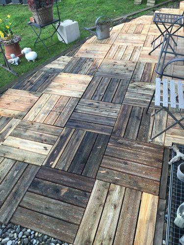 Probleme Mit Holzfliesen Auf Terrasse Selbst De Diy Forum