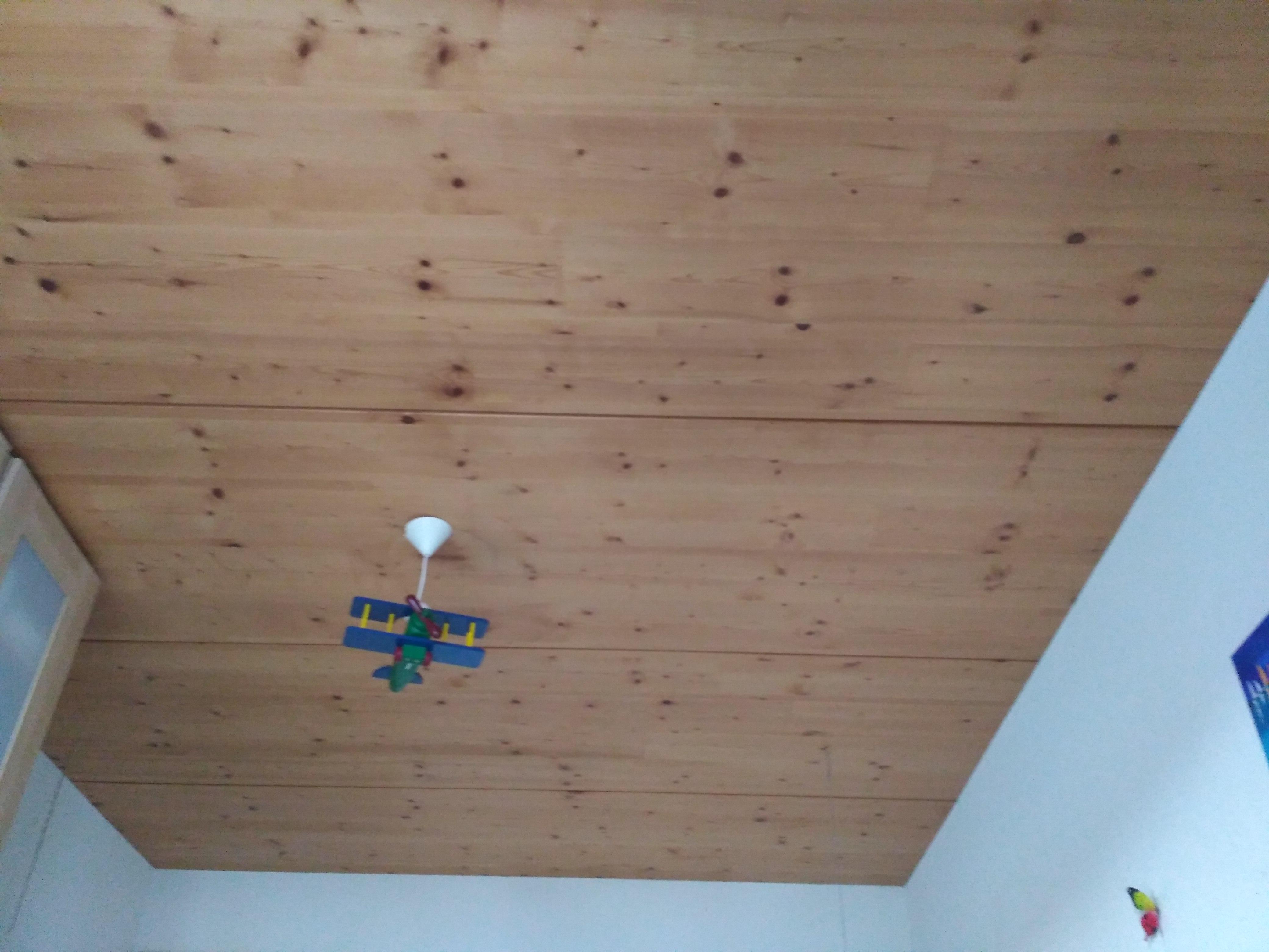 Berühmt Holzdecke lasieren | Selbst.de DIY Forum LU68
